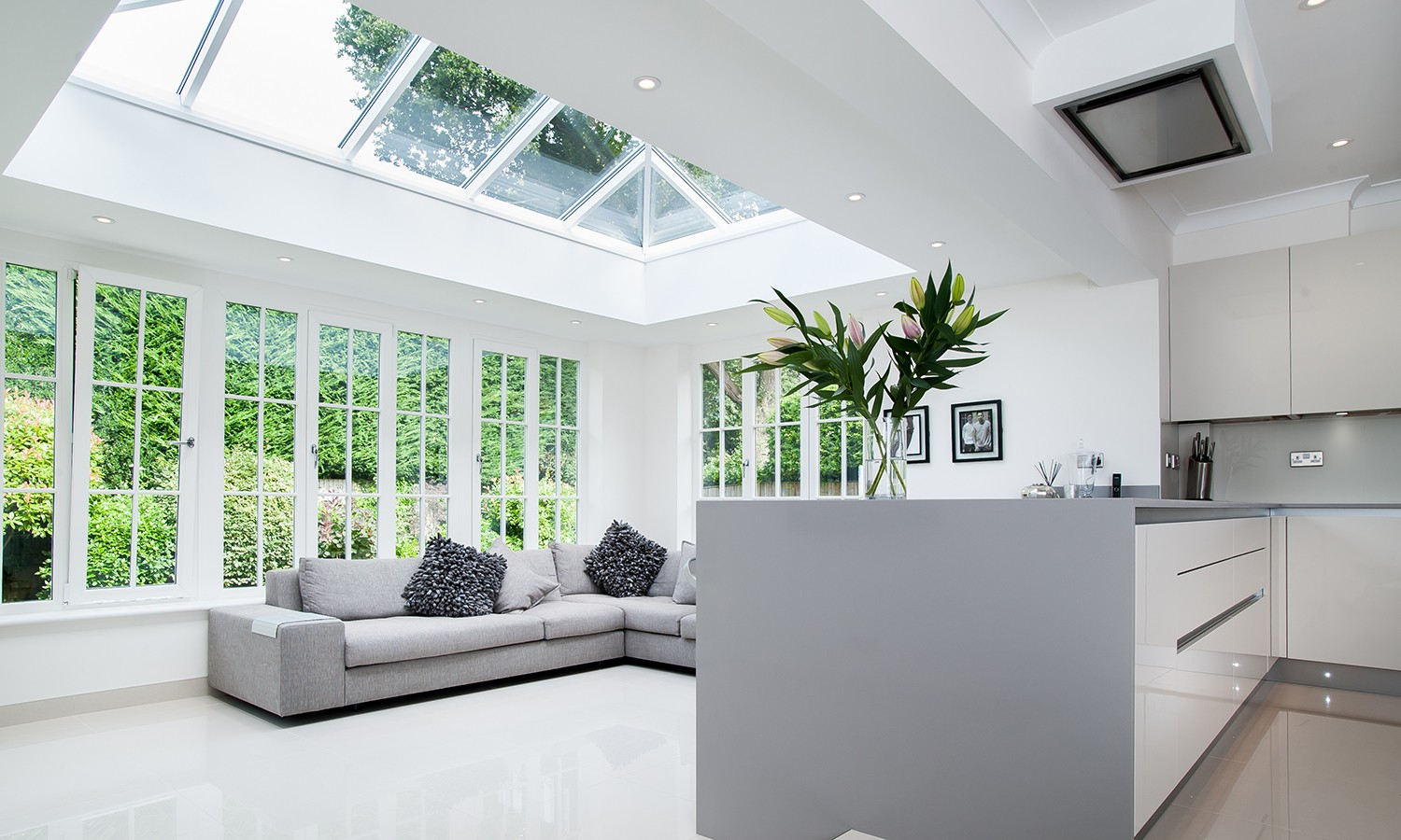 Conservatories and Orangeries - Cheshire View